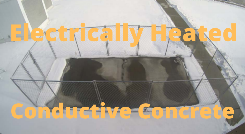 Does concrete conduct electricity