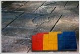 ashlar slate concrete stamp