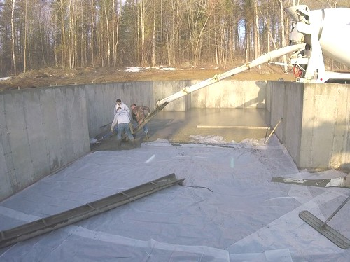 Concrete chute extension