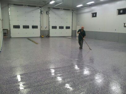 Concrete floor coating what 39 s the best protection for for Best concrete floor paint