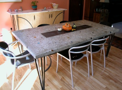 Charmant Diy Concrete Countertops
