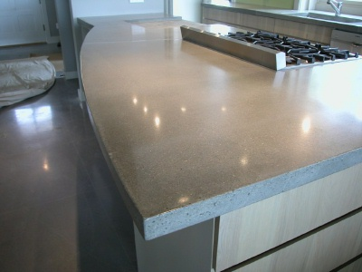 How To Make Concrete Countertops   How To Build Your Own Concrete Countertop