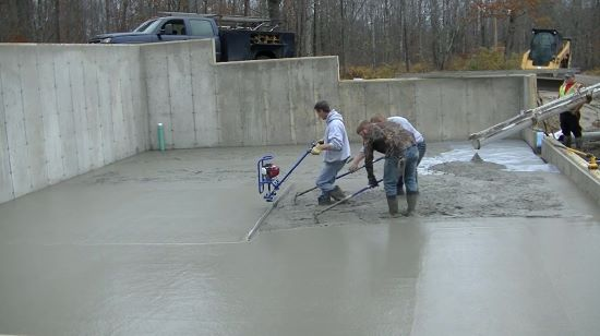 Best concrete power screed