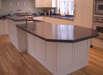 Concrete Countertop Material Cost : Concrete Countertops - Learn about building, polishing, sealing and ...