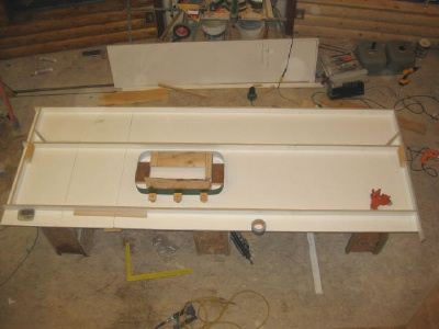forming concrete countertops learn how to form a concrete countertop. Black Bedroom Furniture Sets. Home Design Ideas