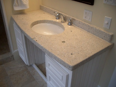 Diy concrete countertops do it yourself concrete countertop guide diy concrete countertops solutioingenieria Images