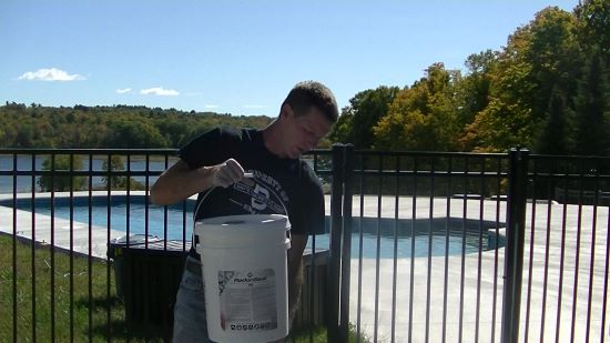 best concrete sealer for a pool deck