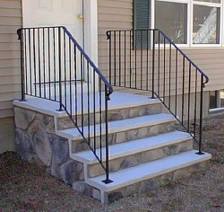 PREFAB CONCRETE STEPS -PRECAST CONCRETE STAIRS- TIPS FOR CHOOSING ...