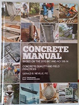 The concrete manual book