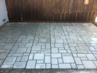 48 2' Cement pavers