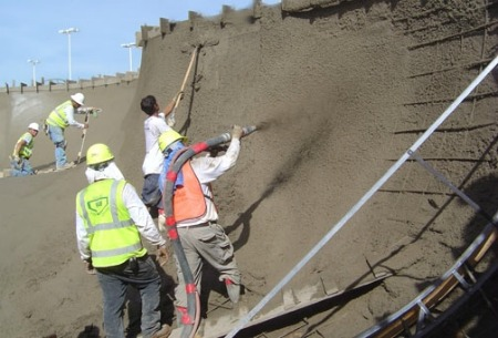 what is shotcrete