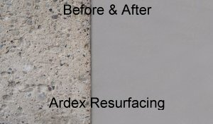 coatings concrete tybo repair floor portfolio resurfacing restoration sam item garage