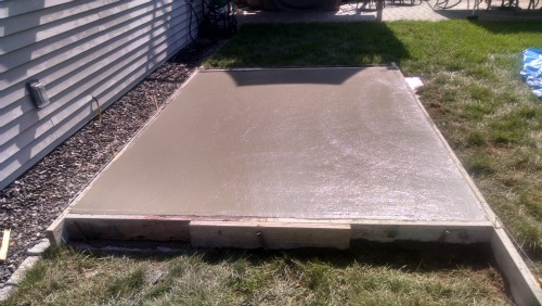 Some Concrete Companies Will Charge You A Small Load If The Total Yardage Is Under 5 Yards Of So Need Less Than