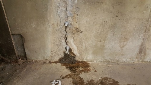 foundation crack repair methods