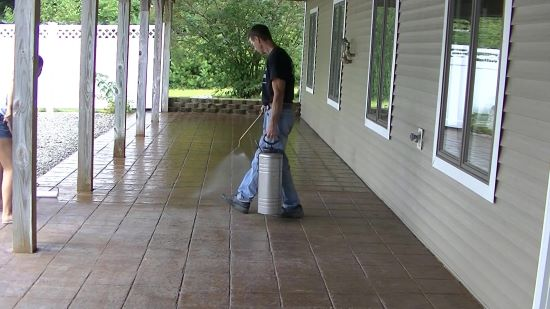 Stamped Concrete Sealers Which Ones Work Best For