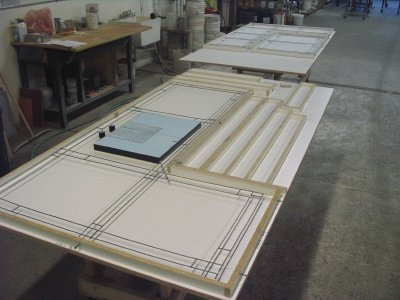 Forming Concrete Countertops Learn How To Form A